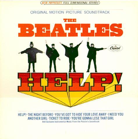 Capitol (US) album cover